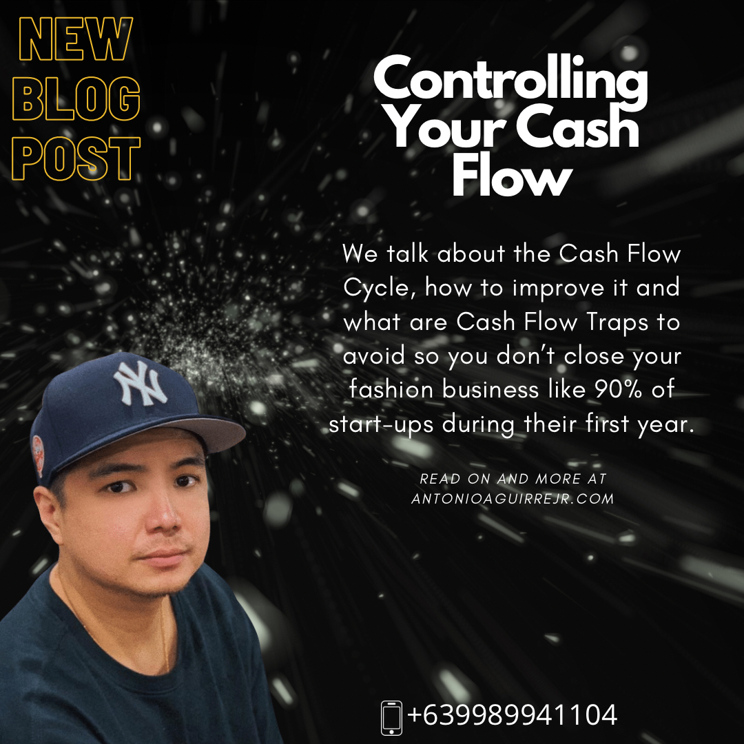 HOW TO CONTROL YOUR CASH FLOW